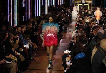 Schiaparelli Haute Couture İlkbahar/Yaz 2019 koleksiyonu