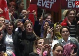 Erdoğan,'Güzel Bir Türkiye İçin Tabii ki Evet' programına katıldı