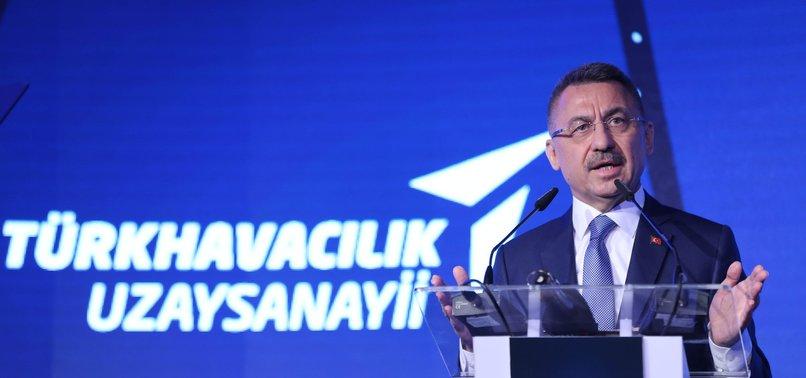TURKEY DEFENSE INDUSTRY EYES FULL NATIONAL DEVELOPMENT: VP