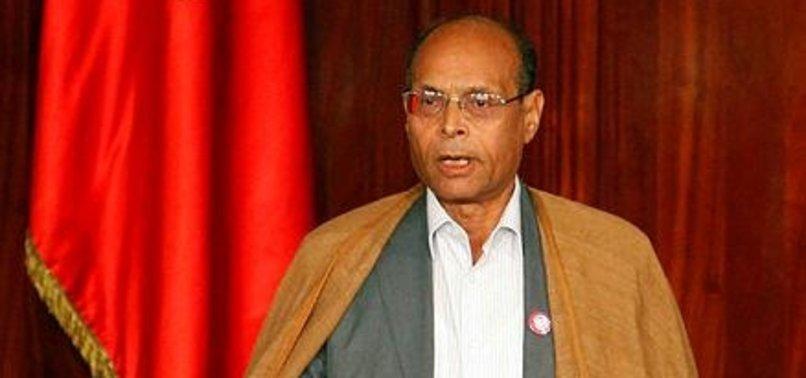TUNISIAS KAIS SAIED TO WITHDRAW DIPLOMATIC PASSPORT OF EX-PRESIDENT MARZOUKI