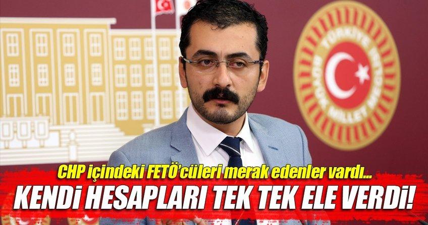 Bu yazışmalar CHP içindeki FETÖ'cüleri deşifre etti