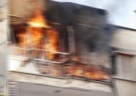 İstanbul Bahçelievler'de yangın: 2 ölü