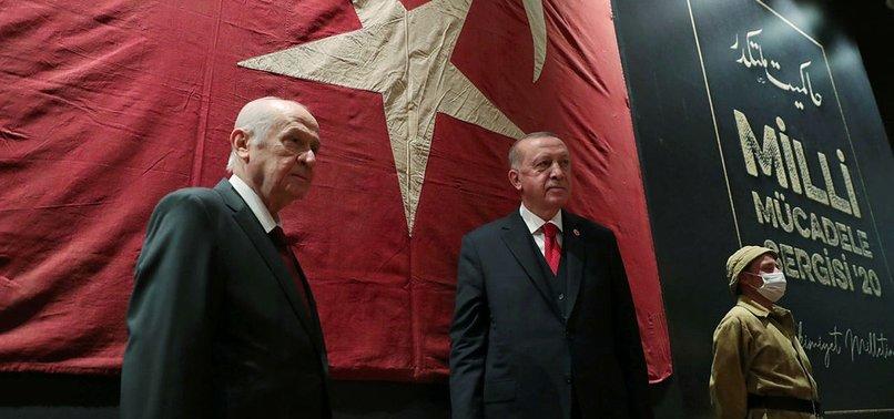 ERDOĞAN: TURKEYS HISTORICAL LEGACY GREATEST STRENGTH