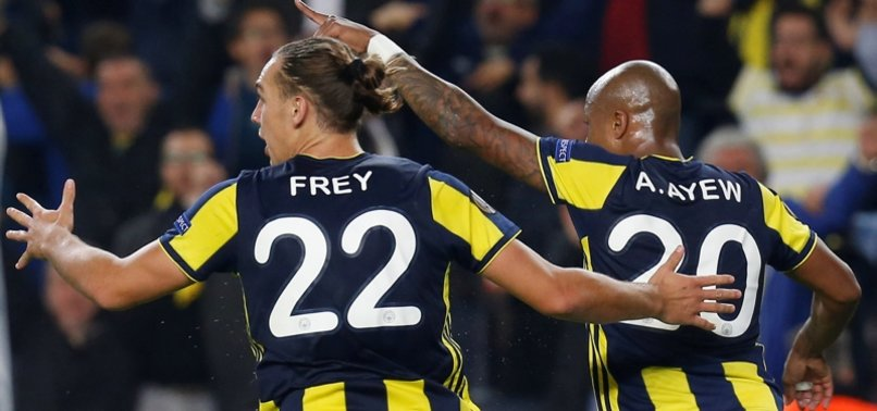 FENERBAHÇE KNOCKS ANDERLECHT OUT OF UEFA EUROPA LEAGUE WITH 2-0 HOME VICTORY