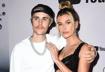 Justin Bieber ve eşi Hailey Bieber, vaftiz oldu!