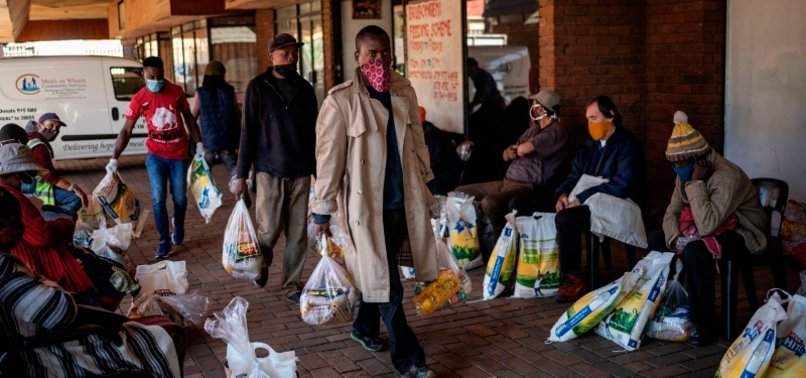 SOUTH AFRICA, GHANA REPORT MORE VIRUS CASES