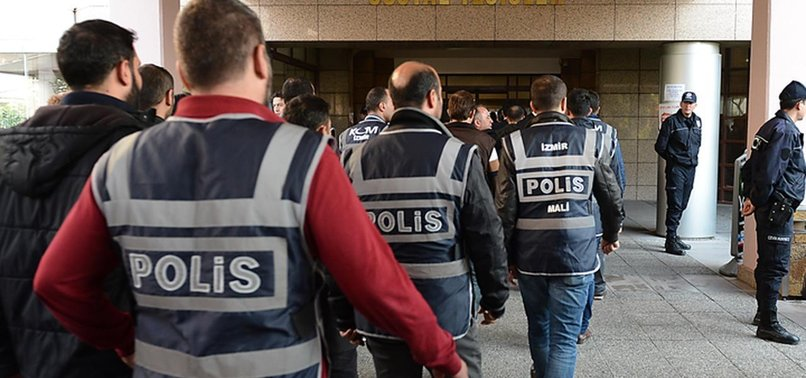 POLICE NABS 43 PKK-LINKED TERROR SUSPECTS IN ISTANBUL