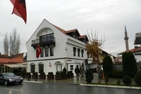 Five people were arrested in Kosovo on Monday on suspicion of throwing petrol bombs at the Turkish consulate in the southern town of Prizren, the town's Chief Prosecutor Syle Hoxha said.  Police...