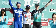 Felix Grossschartner wins Tour of Turkey