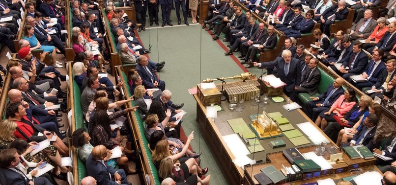 UK GOVT SAYS PARLIAMENT WILL VOTE ON SNAP ELECTION AGAIN ON MONDAY