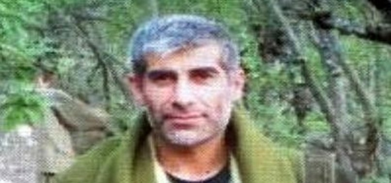 PKK TERRORIST ON MOST WANTED LIST KILLED IN EAST TURKEY