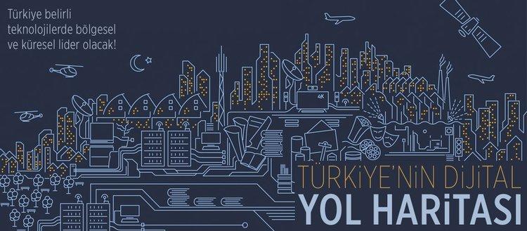 Türkiyenin dijital yol haritası
