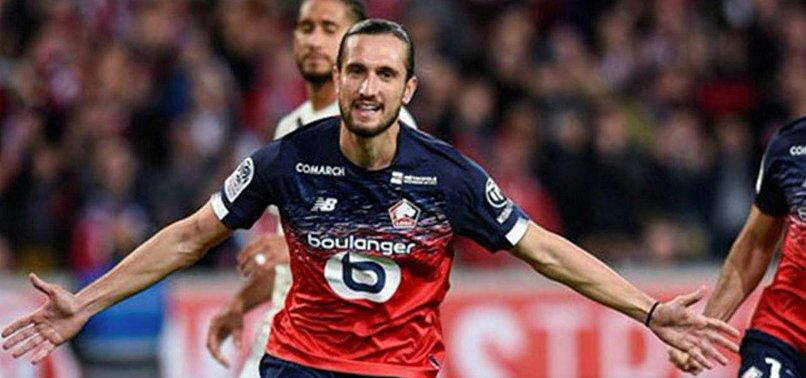 LILLE PLAYER YUSUF YAZICI NAMED PLAYER OF MONTH FOR DECEMBER IN LIGUE 1