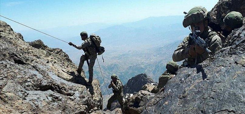 TURKISH SOLDIER MARTYRED IN NORTERN IRAQ DURING CROSS-BORDER OPERATION