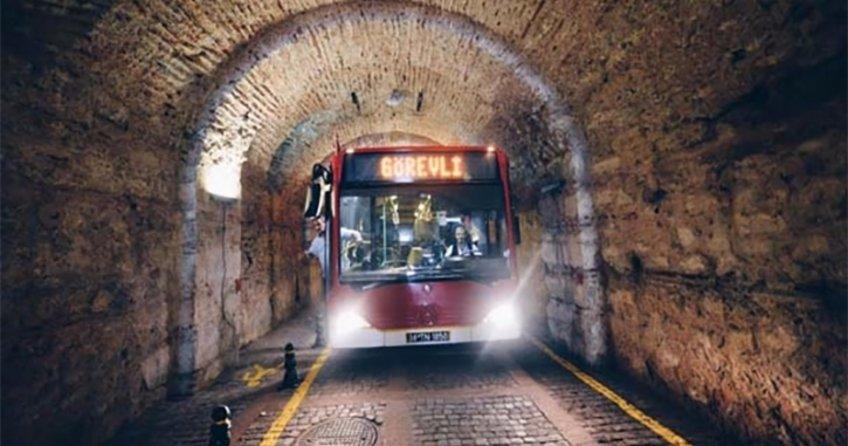 Beylerbeyi Tüneli açılıyor