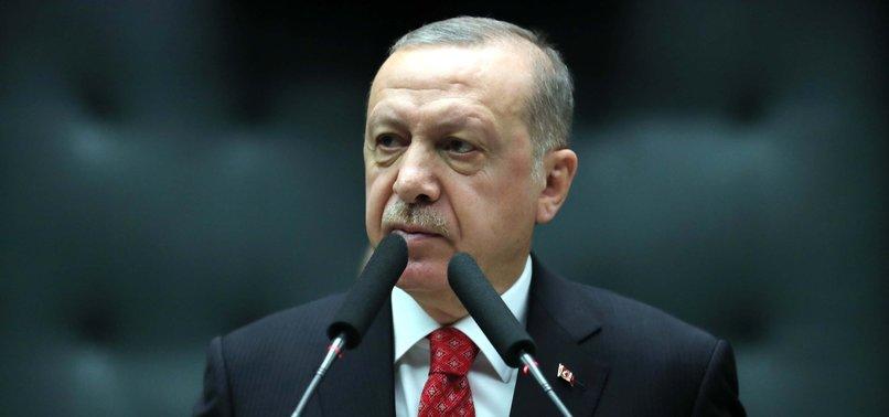 TURKEYS ERDOĞAN HARSHLY CRITICIZES WASHINGTON OVER DELAYS IN SYRIA BUFFER ZONE
