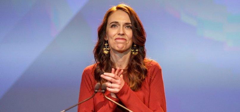 NEW ZEALANDS ARDERN WINS 2ND TERM IN ELECTION LANDSLIDE