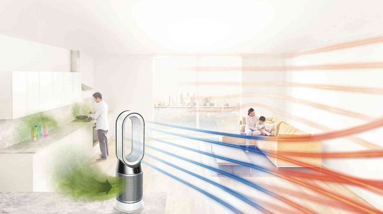 Sağlıklı Evler için Dyson Teknolojileri