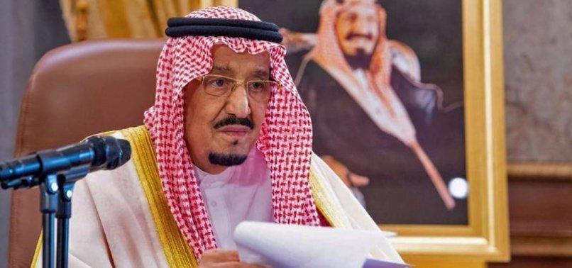 SAUDI KING NAMES NEW ECONOMY MINISTER, ELDEST SON AS ADVISOR