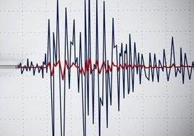 İran'da şiddetli deprem meydana geldi!