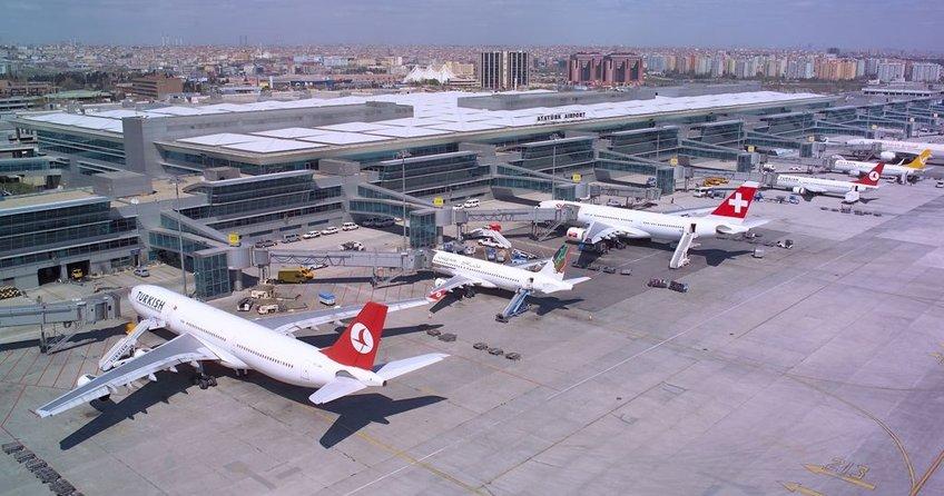 Yedi havalimanı daha geliyor