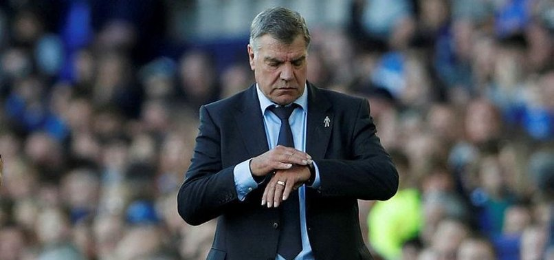 ALLARDYCE OUT AS EVERTON MANAGER AFTER 7 MONTHS