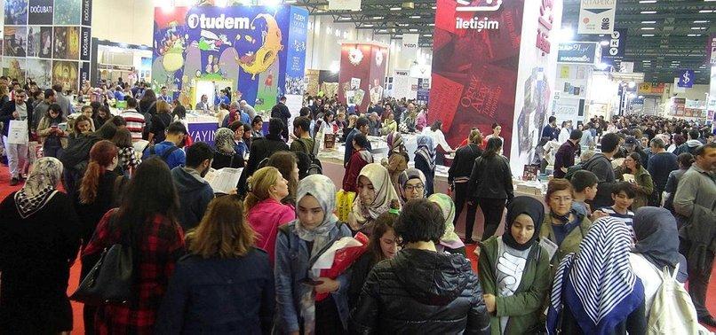 INTERNATIONAL BOOK FAIR KICKS OFF IN ISTANBUL