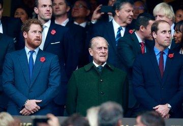 Prens William ve Harry'yi Bir Araya Getiren Belgesel