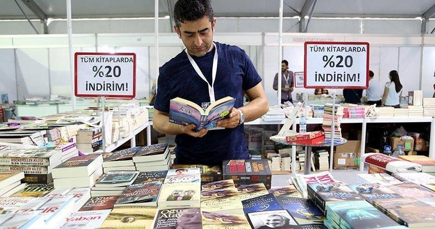 Türkiyede geçen yıl 58 bin kitap yayımlandı