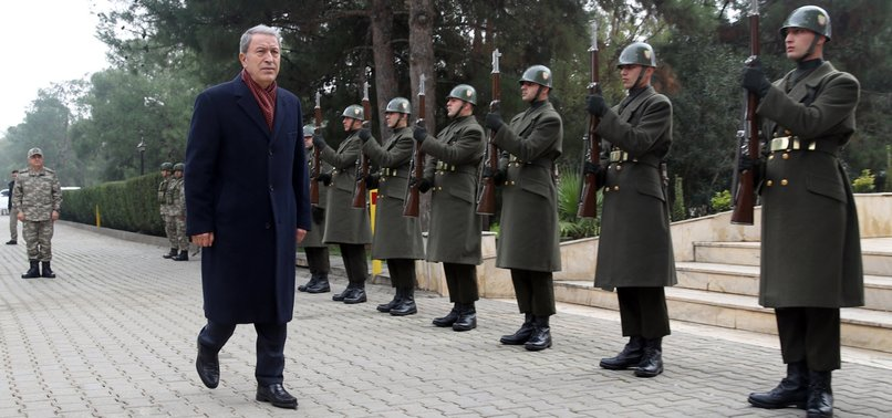 TURKEY DEFEATS PKK PROVOCATION IN N. IRAQ: DEFENSE MINISTER