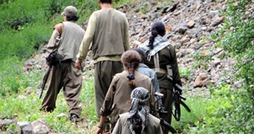 Irak'ta terör örgütü PKK'da sözde 50 üst düzey sorumlu silah bıraktı