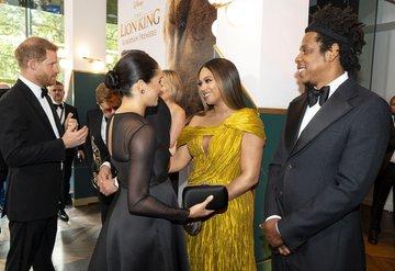 Beyonce'den Meghan Markle'a Destek