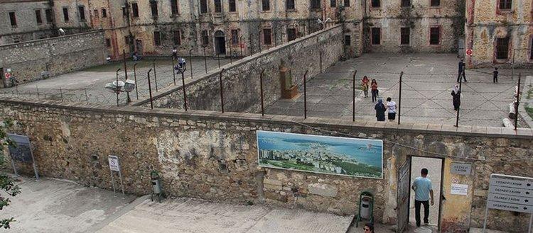 'Anadolu'nun Alkatrazı' 20 bin kişiyi ağırladı
