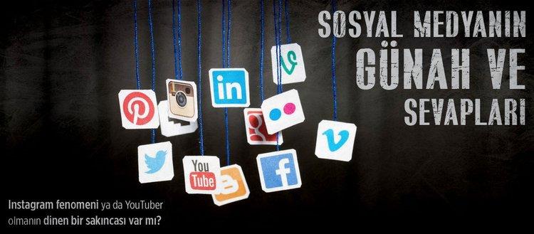 Sosyal medyanın günah ve sevapları
