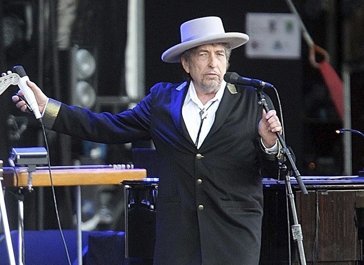 Bob Dylan (AP Photo)