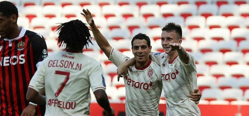Nices three-game winning streak ended by Monaco