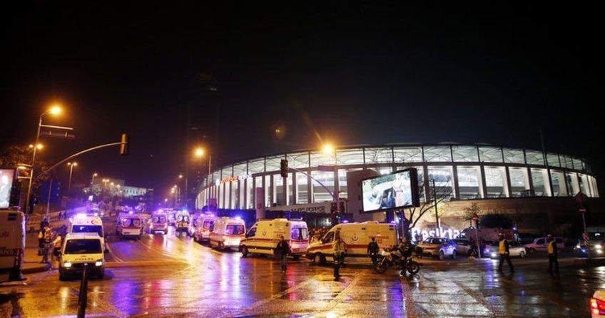 Beşiktaş'taki hain saldırı iddianamesi tamamlandı