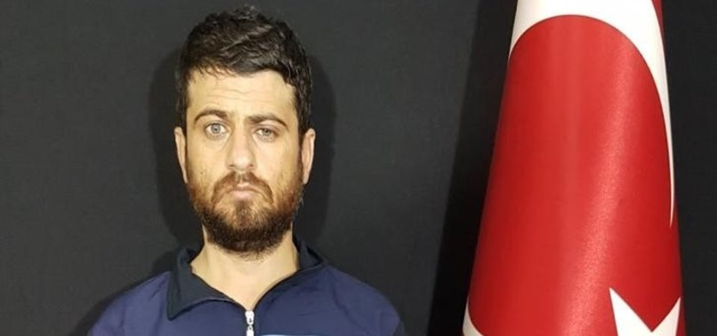 TURKISH INTELLIGENCE CAPTURES KEY SUSPECT IN 2013 REYHANLI BOMBING IN SYRIAS LATAKIA