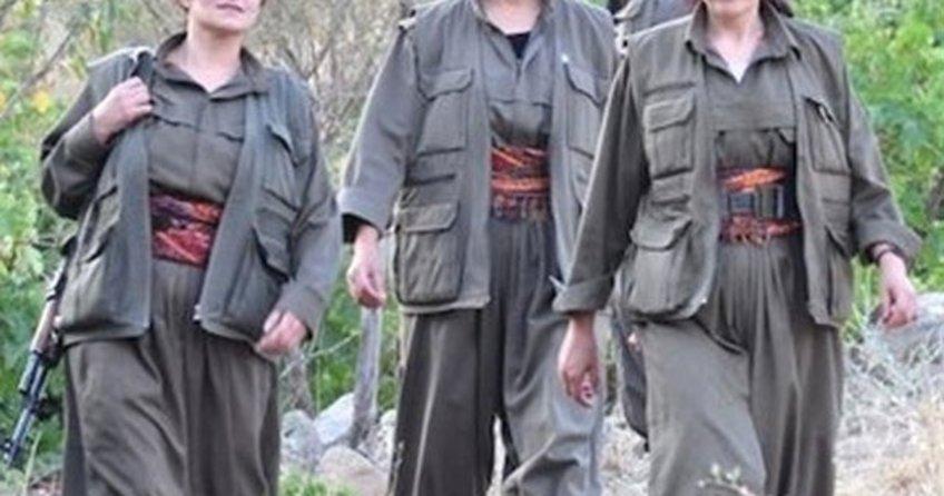 PKK'lı hainler Türk jetlerinin vurduğu kampta birbirine girdi