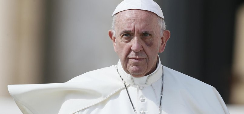 POPE EXPRESSES GREAT SORROW OVER GAZA KILLINGS