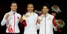 Turkish gymnast Önder bags silver in Gymnastics WC
