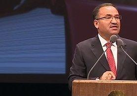 Adalet Bakanı Bekir Bozdağ: Türk yargısı ezber bozmuştur