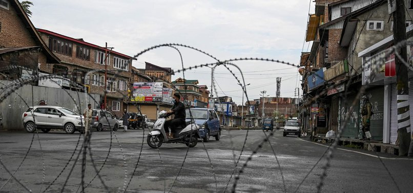 'KASHMIRI FEEL HUMILIATED BY INDIA'S ANNEXATION MOVE'
