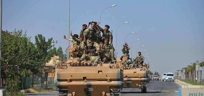 64 SNA TROOPS MARTYRED IN TURKEY-LED ANTI-TERROR OP
