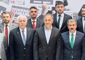 İşte Saadet'in yeni genel başkanı: Kamalak aday gösterilmedi