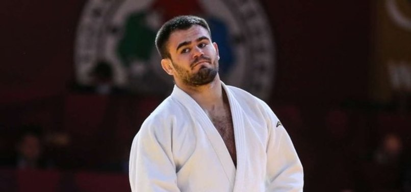 ALGERIAN NOURINE GETS 10-YEAR BAN FOR WITHDRAWING FROM OLYMPICS TO AVOID ISRAELI