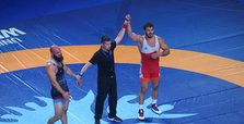 Turkey's Ildem wins bronze in world wrestling