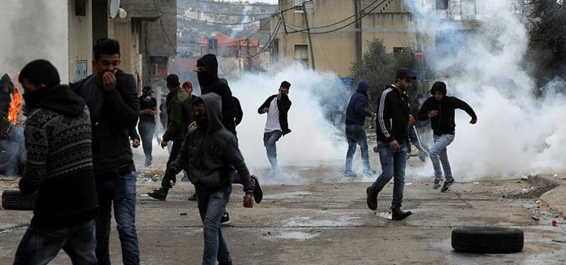 PALESTINIAN MAN MARTYRED IN W.BANK BY ISRAELI SOLDIERS