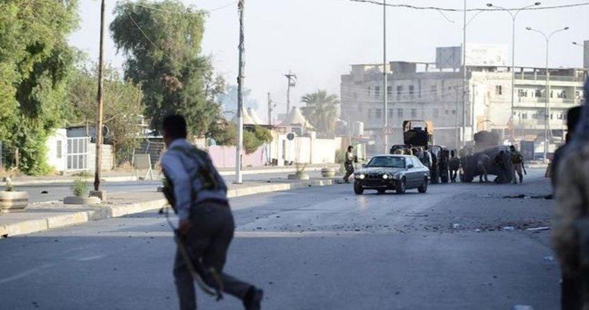 Kerkük'te sokak çatışmaları yeniden alevlendi!