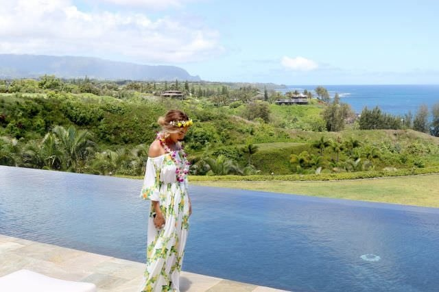 Beyonce'nin muhteşem tatil fotoğrafları